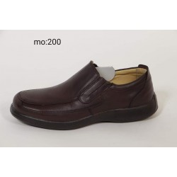 Medical Shoes, Natural leather, Original, Recommended for patients with diabetes mo200