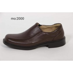 Medical Shoes, Natural leather, Original, Recommended for patients with diabetes mo:2000