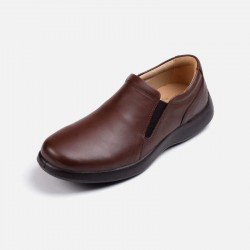 Medical Shoes, Natural leather, Original, Recommended for patients with diabetes mo310