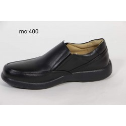 Medical Shoes, Natural leather, Original, Recommended for patients with diabetes mo400