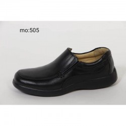 Medical Shoes, Natural leather, Original, Recommended for patients with diabetes mo505
