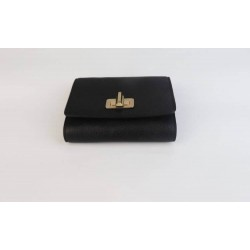 CHARLES & KEITH Wallet, with Metallic Belt