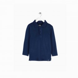 ZY Shirt Long Sleeve For Boy's, Navy Colour
