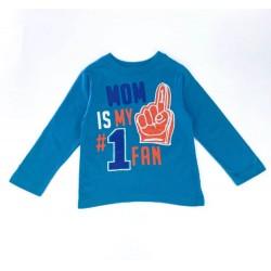 EST.1989 Blouse, Kids Long Sleeves, 100% COTTON