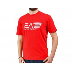 EMPORIO ARMANI (EA7) T-Shirt, Crew-Neck, For Men's