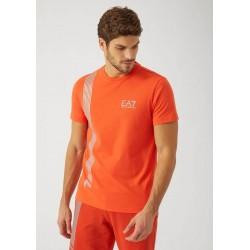 EMPORIO ARMANI T-Shirt, Stretch Cotton Jersey T-Shirt