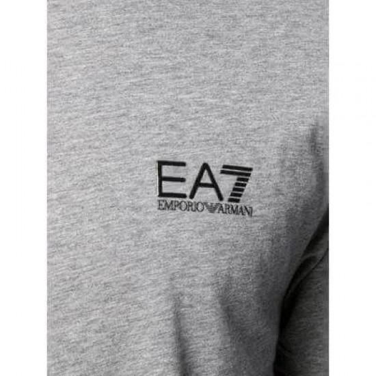 EMPORIO ARMANI (EA7) T-Shirt, with Logo For Men's