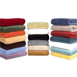 Feel Towels, Cotton 100%, Made In India