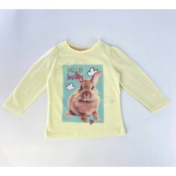 RESERVED Blouse, Babies Long Sleeves, 100% COTTON