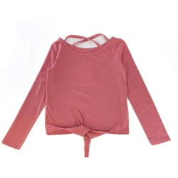 RESERVED Blouse, Girls Long Sleeves, 100% COTTON