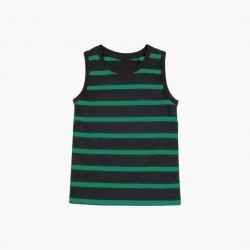 INEXTENSO Top, Tank Striped Top For Kids