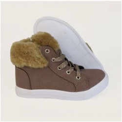 Lc Waikiki Boots, with Fur Ankle For Kids