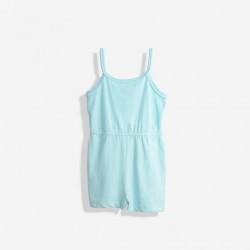 MATALAN Jumpsuit, Girl's Summer Short Jumpsuit