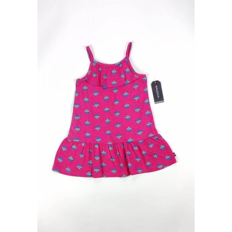 NAUTICA Dress, Summer Colours Dress For Girl's