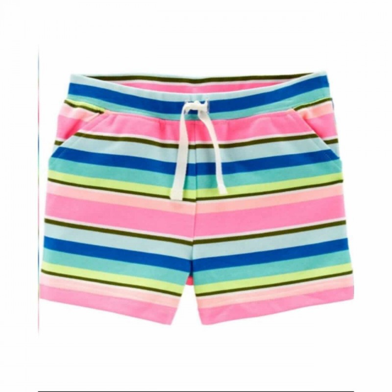 Carter's Shorts, Stretch Waist For Kids