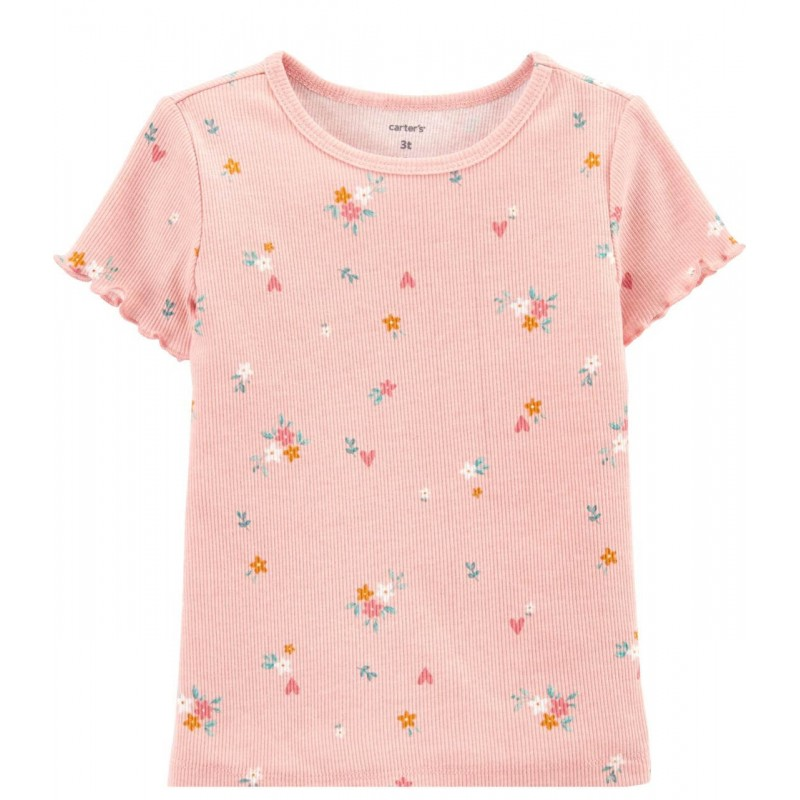 Carter's Top, For Girl's with Modern Printed