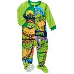 Ninja Turtel Toddler Boys Microfleece