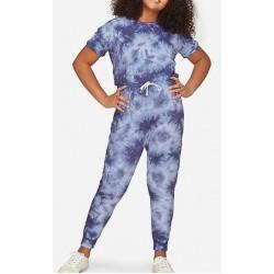 Justice Jumpsuit, Girl's Summer Colours Jumpsuit