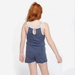 Justice Jumpsuit, Girl's Summer Short Jumpsuit