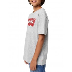 Levi's T-Shirt, For Kid's, Cotton 100%, Gray Colour