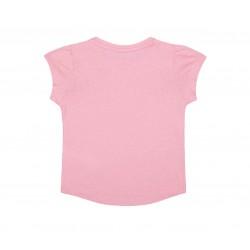 Mothercare T-Shirt, Pink Pintuck T-Shirt For Girls