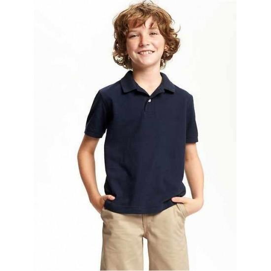 Wonder Nation T-Shirt, Kids Cotton T-Shirt, Navy Color