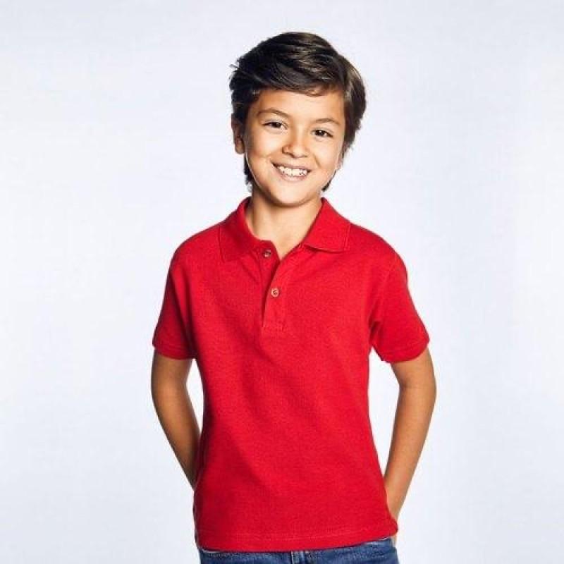Wonder Nation T-Shirt, Kids Cotton T-Shirt, Red Co...