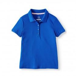 Wonder Nation T-Shirt, Girls Cotton T-Shirt, Blue Color