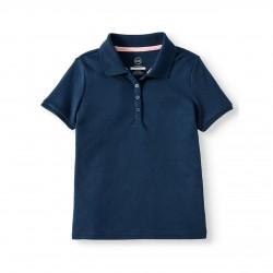 Wonder Nation T-Shirt, Cotton T-Shirt, For Girl's Navy Blue Color