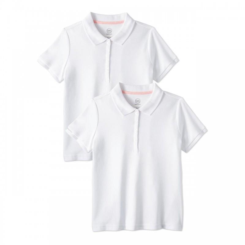Wonder Nation T-Shirt, White Cotton T-Shirt, For G...