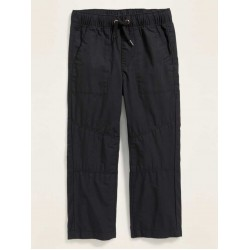 OLD NAVY Pants, Functional-Drawsting Pull-On Poplin Pants For Boy's
