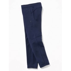 OLD NAVY Pants, Stretch Waist Pants Navy Blue for Boys