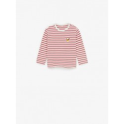 ZARA Blouse, Striped with Embroidery For Kid's