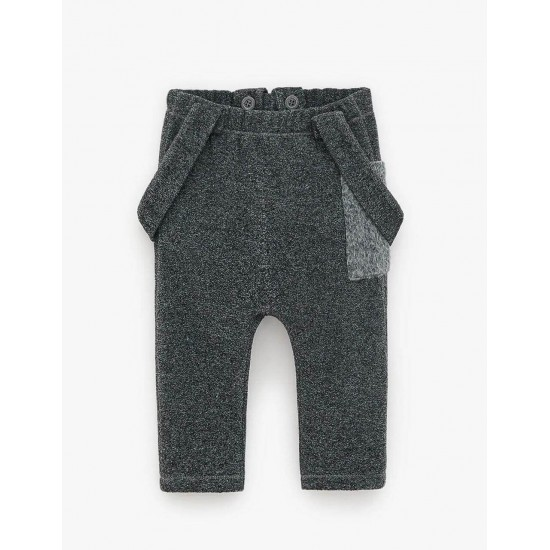 ZARA Trousers, Baby's Lined Trousers with Contrast Pocket