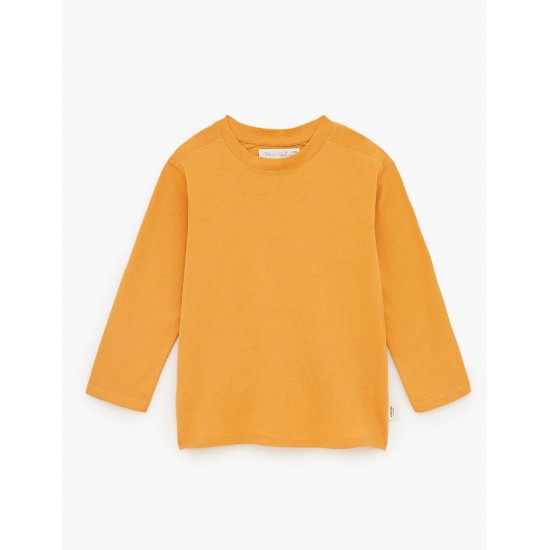 ZARA Blouse For Kid's, Basic with Long Sleeves