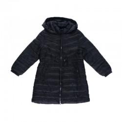 Zara Jacket, Girl Black Winter Puffer Jacket