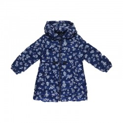 Zara Jacket, Girl Patterned Winter Puffer Jacket