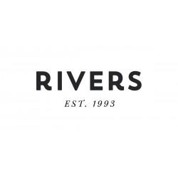 RIVERS Blouse, Bambula Blouse in Modern Design For Women's