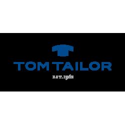 TOM TAILOR Blouse, Knitted Black Blouse