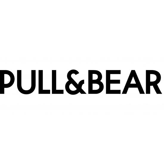 PULL&BEAR Jacket Safari with Printed Back
