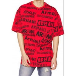 ARMANI EXCHANGE T-Shirt, Men's Stylish Oversize T-shirt