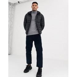 Bershka  Jacket, Puffer Jacket with Hood