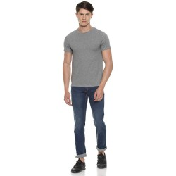 BUFFALO Jeans Mid Waist, Slim Basic Jeans