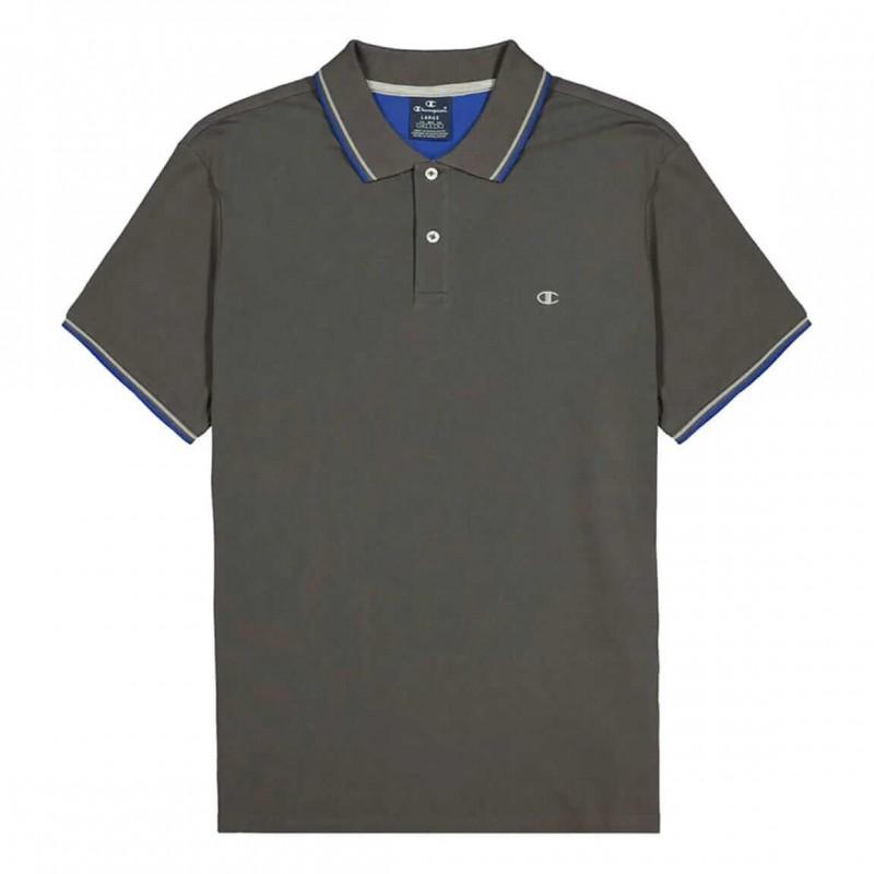 Champion T-Shirt, Men's Short Sleeve Polo Shirt