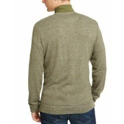 Club Room Sweater, Men's Full-Zip Knit Sweater