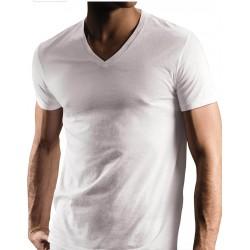 DKNY Vest-UnderWear, V-Neck, 100% Cotton, Set-of 3 Item