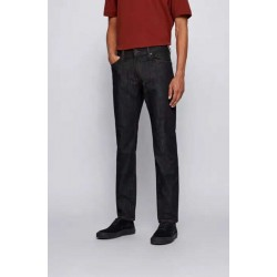 HUGO BOSS Jeans, Regular Fit, Dark Blue