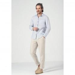H&M Linen Pants, Relaxed Fit Linen Pants For Men's