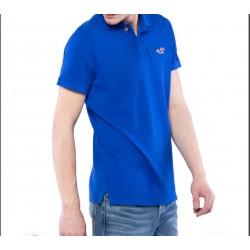 Hollister T-Shirt, Polo Stretch T-Shirt