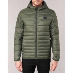 Jack & Jones Jacket, Classic Hooded Puffer Jacket